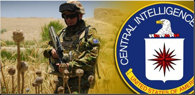 CIA Heroine