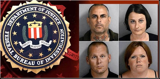 FBI PATSY Terrorist