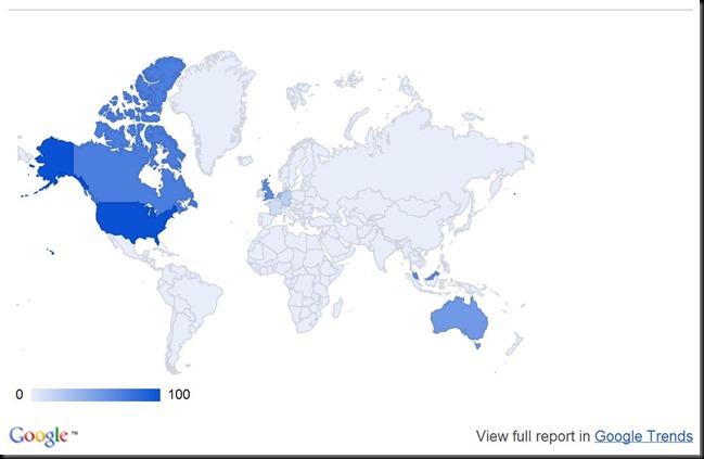 false flag search map