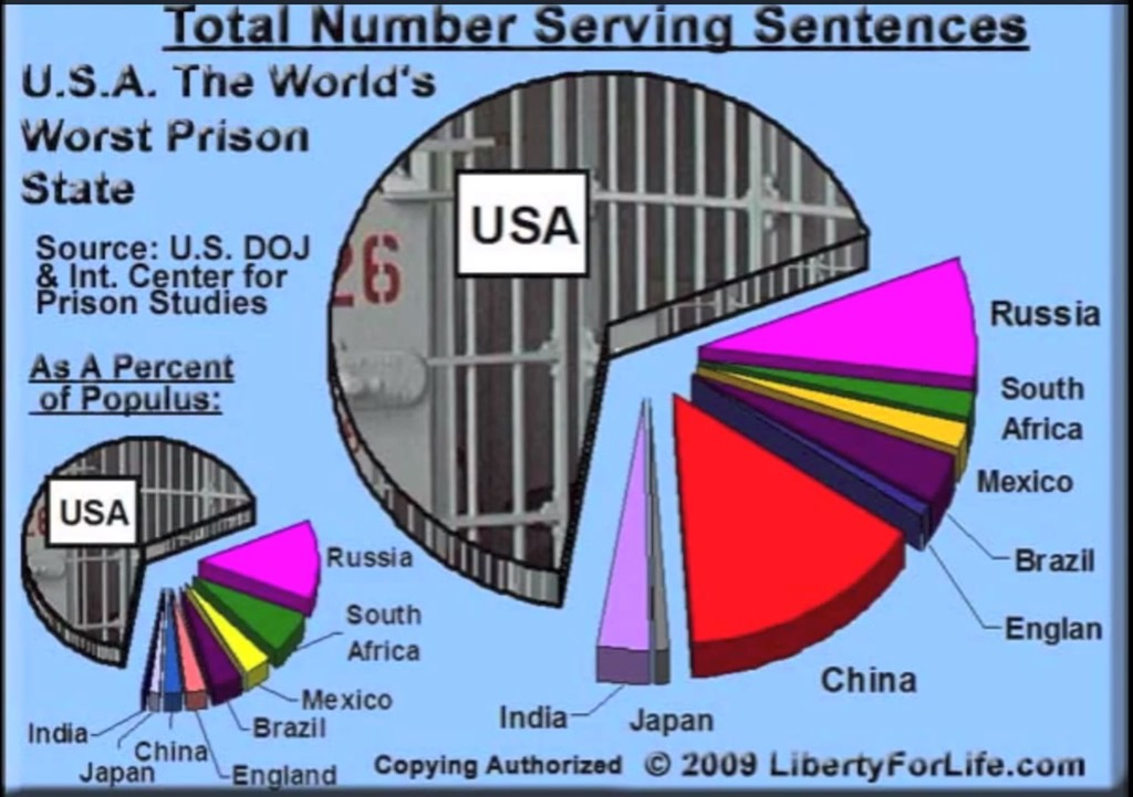 a comparison of prisons and resorts in the united states In 10 states where the prison population has declined since 2010, total prison costs increased $11 billion in 15 states where the prison population has increased since 2010, total prisons costs increased $508 million.