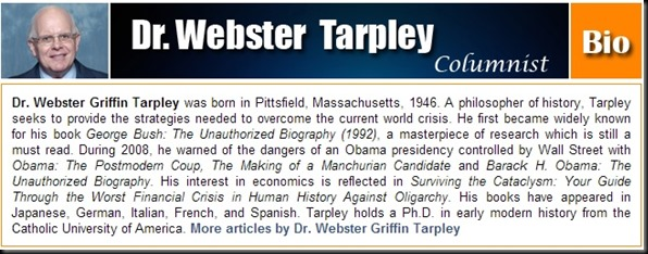 Webster Tarpley truther