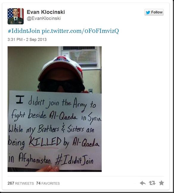 anti syria tweets