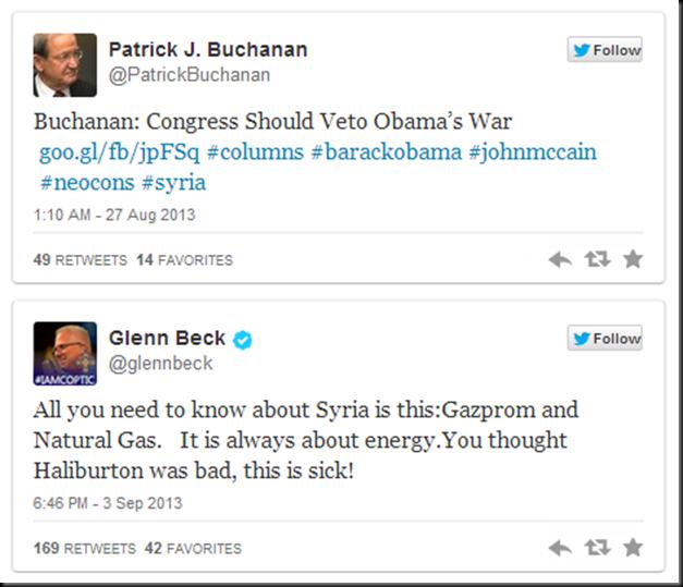 more syria tweets 2