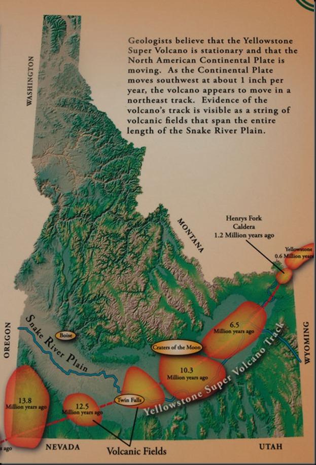 YellowstoneSuperVolcano
