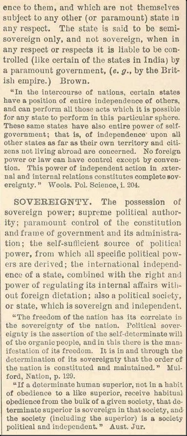 Sovereign Sovereignty 2