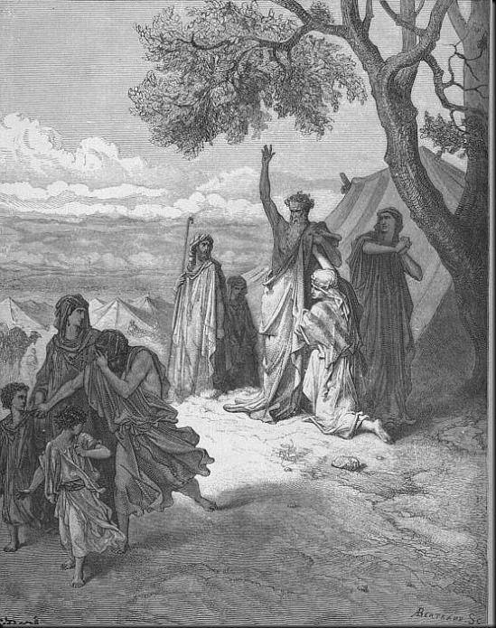 NoahCrusingCanaan_GustaveDore_1865