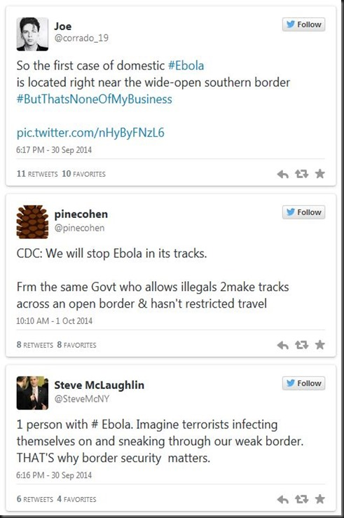 ebola Twitter 1
