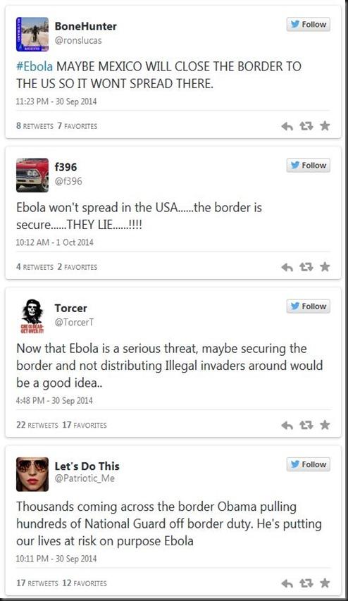 ebola Twitter 2